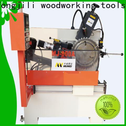 Muwei steel belt grinder supplier for wood sawing