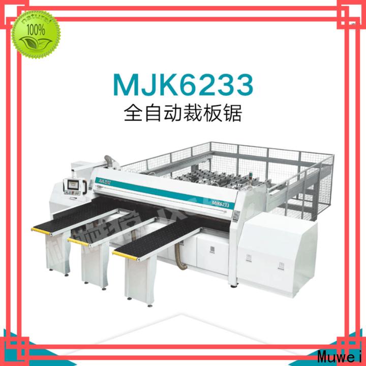 Muwei efficient finger joint machine price manufacturer for furniture