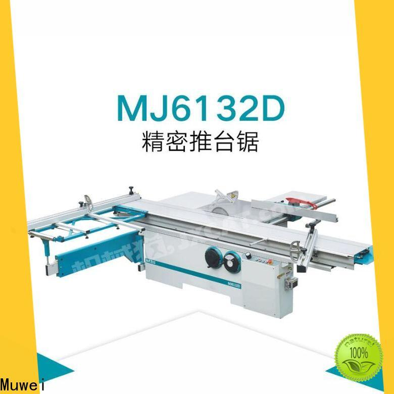 Muwei hard curve wood joint machine factory direct for frozen food processing plants