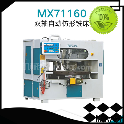 Muwei efficient finger joint machine price manufacturer for wood sawing