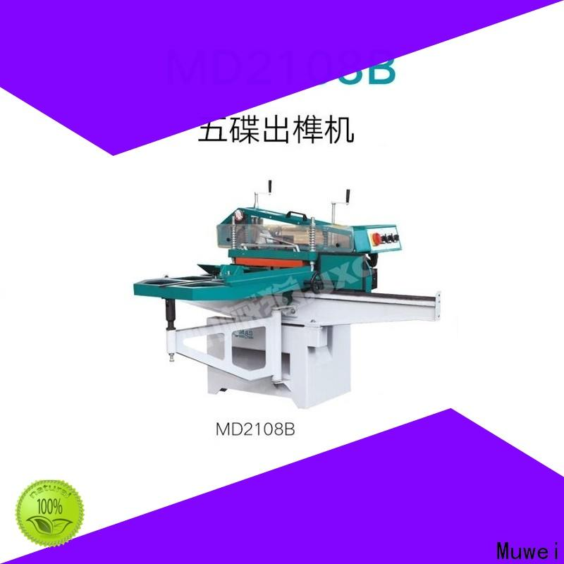 Muwei hot sale grinding machinery factory direct for furniture