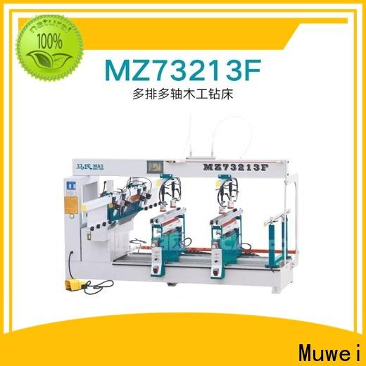 Muwei durable finger joint machine for sale supplier for furniture