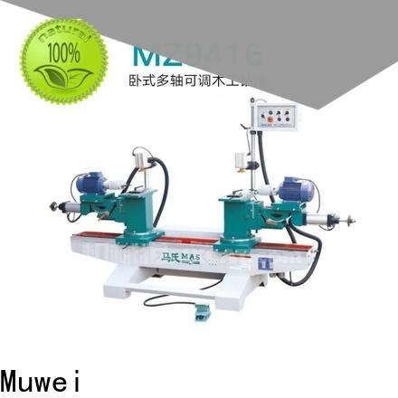 Muwei hard curve surface grinding machine supplier for wood sawing