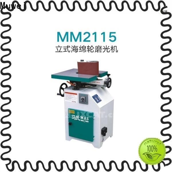 Muwei stellite alloy vertical grinding machine manufacturer for furniture