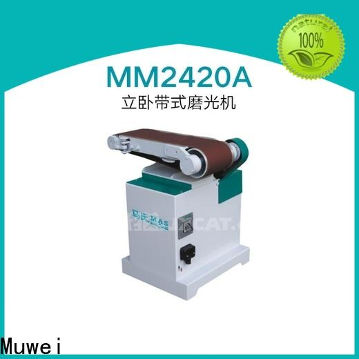 Muwei super tough application of grinding machine factory direct for frozen food processing plants