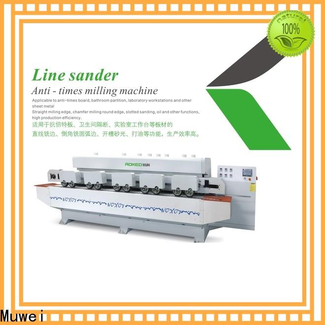 Muwei metal cutting finger joint machine for sale wholesale for frozen food processing plants