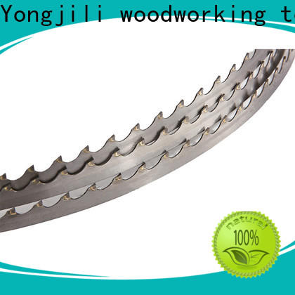 hot sale carbide band saw blade metal cutting supplier for furniture