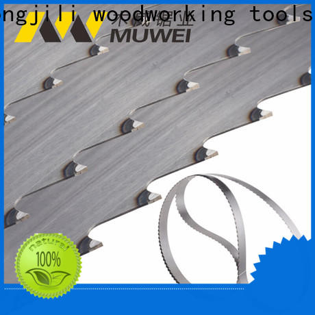 Muwei hot sale best band saw blade for metal wholesale for frozen food processing plants