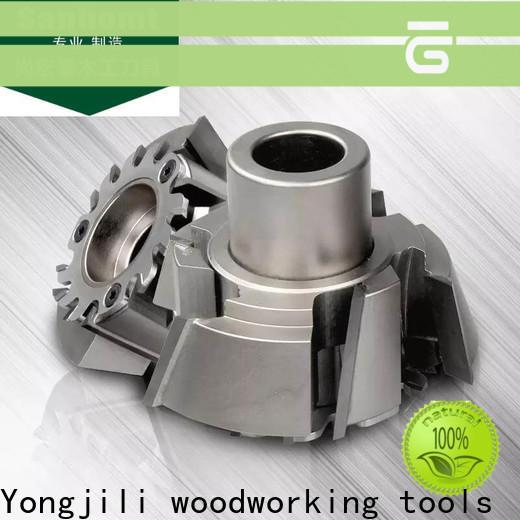 Muwei high quality powermatic spiral cutterhead manufacturer for edge trimming