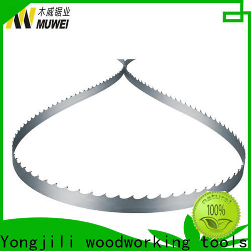 hot sale 80 inch band saw blade stellite alloy factory direct for furniture