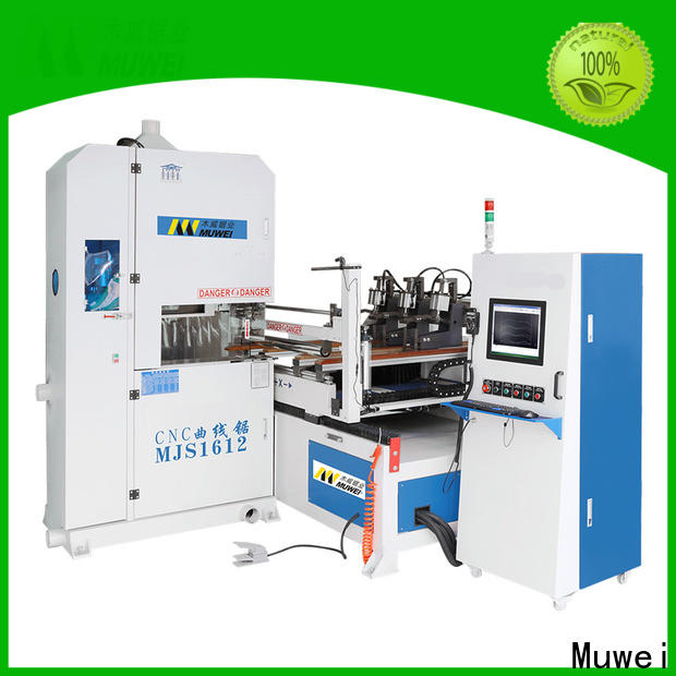 Muwei metal cutting surface grinding machine factory direct for frozen food processing plants