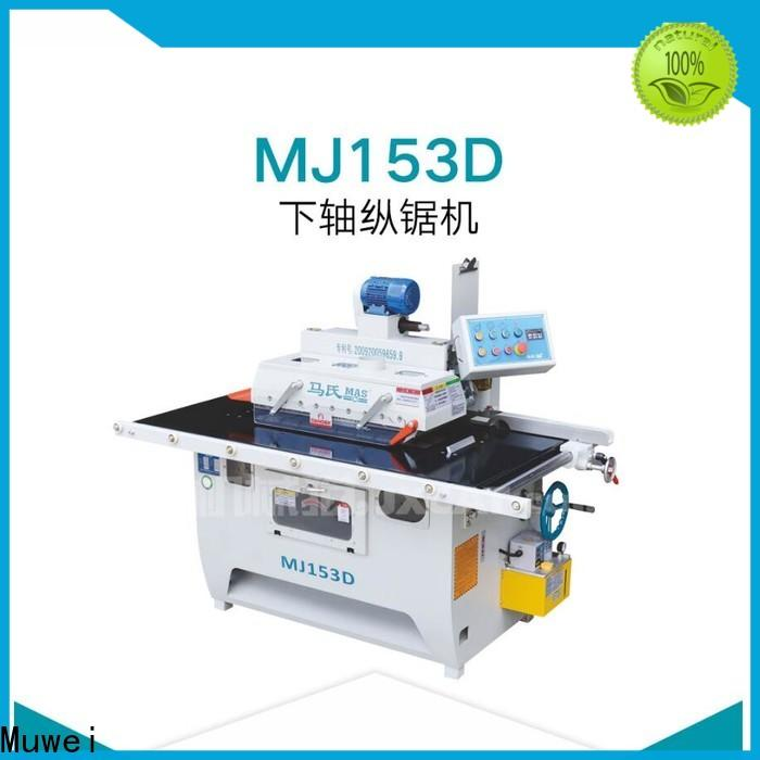 Muwei hot sale belt disc sander factory direct for frozen food processing plants