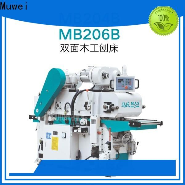 Muwei hard curve application of grinding machine factory direct for wood sawing