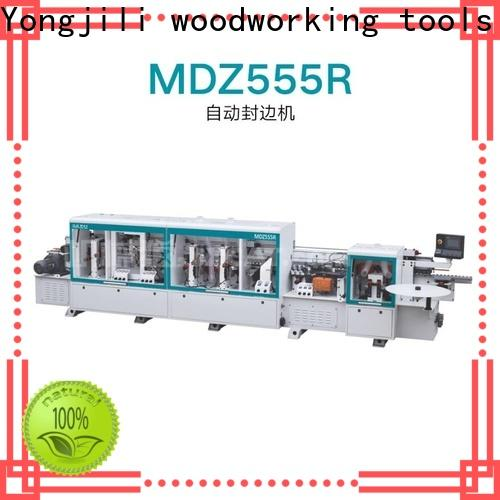 Muwei steel finger joint machine price manufacturer for wood sawing