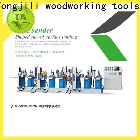 Muwei carbide alloy cnc surface grinding machine supplier for wood sawing