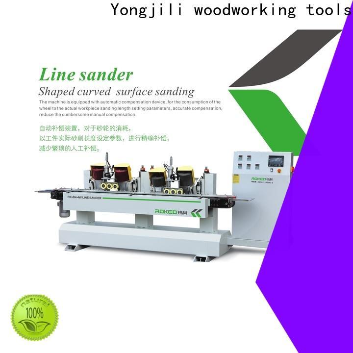 Muwei stellite alloy belt grinder supplier for frozen food processing plants