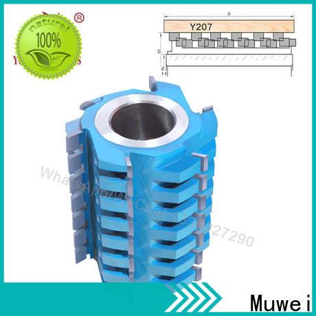 Muwei efficient moulder cutters wholesale for frozen food processing plants