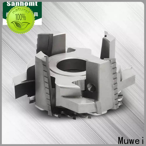 Muwei carbide grooving cutters factory for CNC tenon woodworking