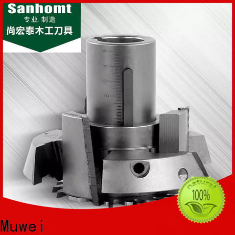 Muwei diamond form milling cutter factory for CNC tenon woodworking