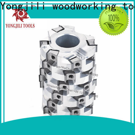 low cost helical head planer smooth surface OEM for four side moulder