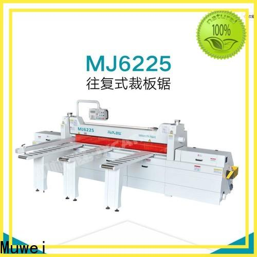 Muwei metal cutting bench saw for sale factory direct for frozen food processing plants