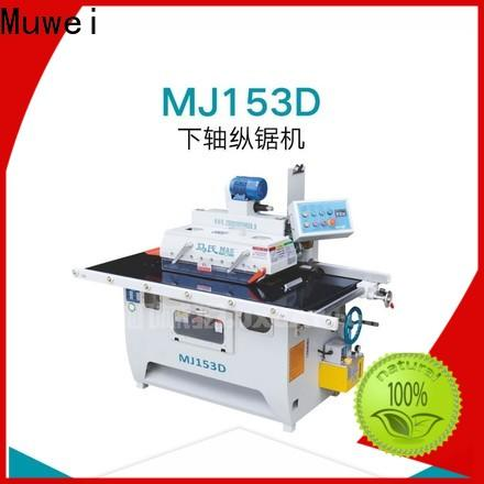 Muwei stellite alloy table top belt sander factory direct for furniture
