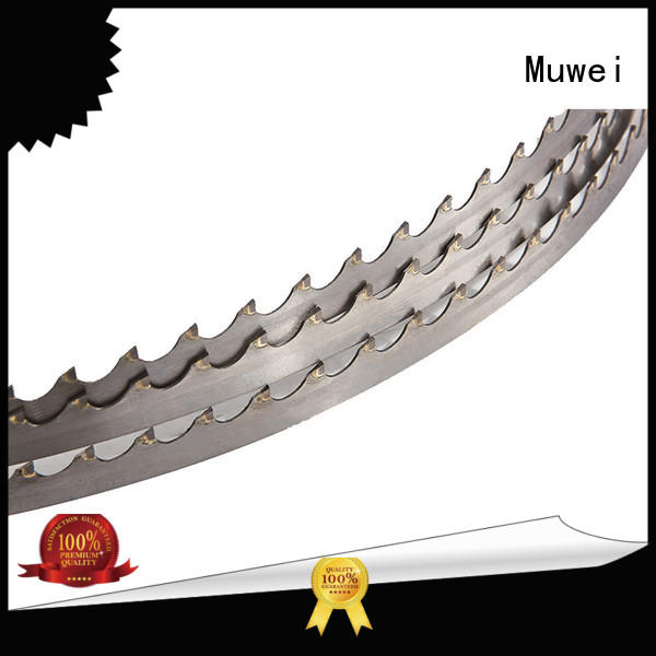 Muwei hot sale 80 inch band saw blade metal cutting factory direct for furniture