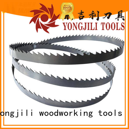 Muwei carbide alloy 10 inch band saw blades supplier for wood sawing