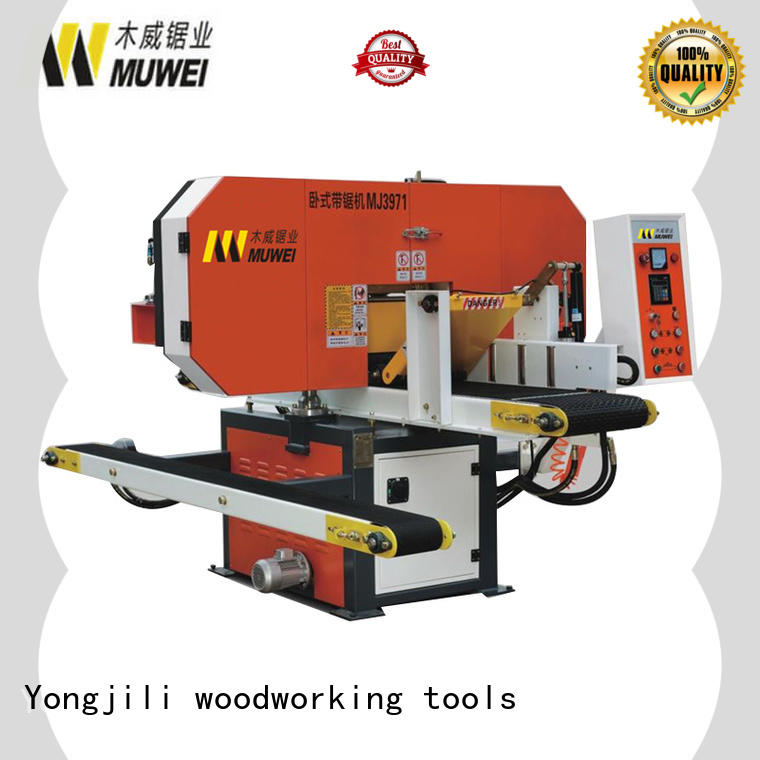 durable band saw machine metal cutting supplier for wood sawing