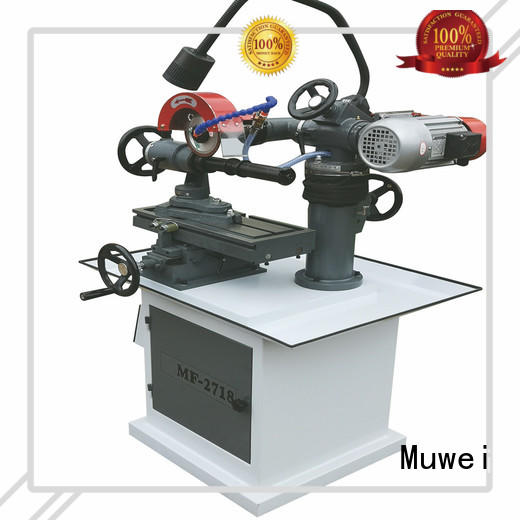 Muwei efficient what is grinding machine factory direct for wood sawing