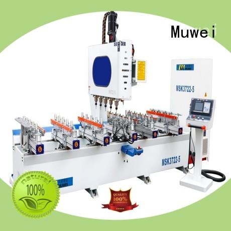 Muwei durable cnc beam saw factory direct for wood sawing