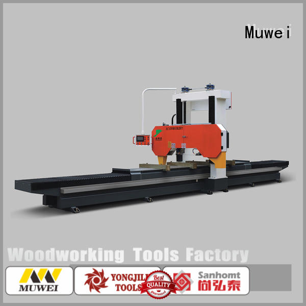 Muwei efficient best table saw supplier for frozen food processing plants