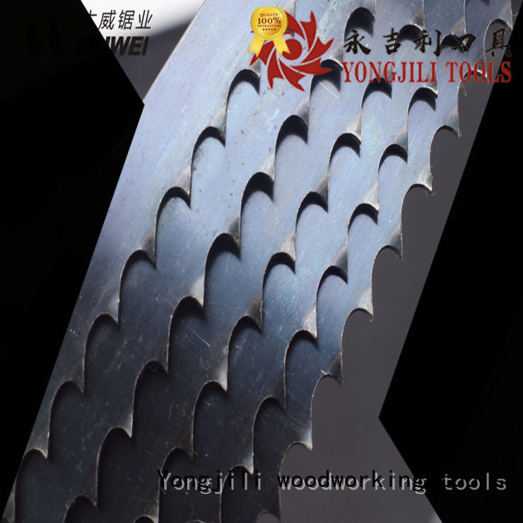 Muwei durable 10 inch band saw blades wholesale for frozen food processing plants
