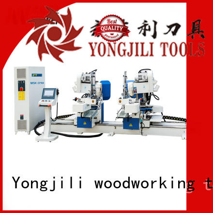 Muwei carbide alloy wood finger joint machine supplier for frozen food processing plants