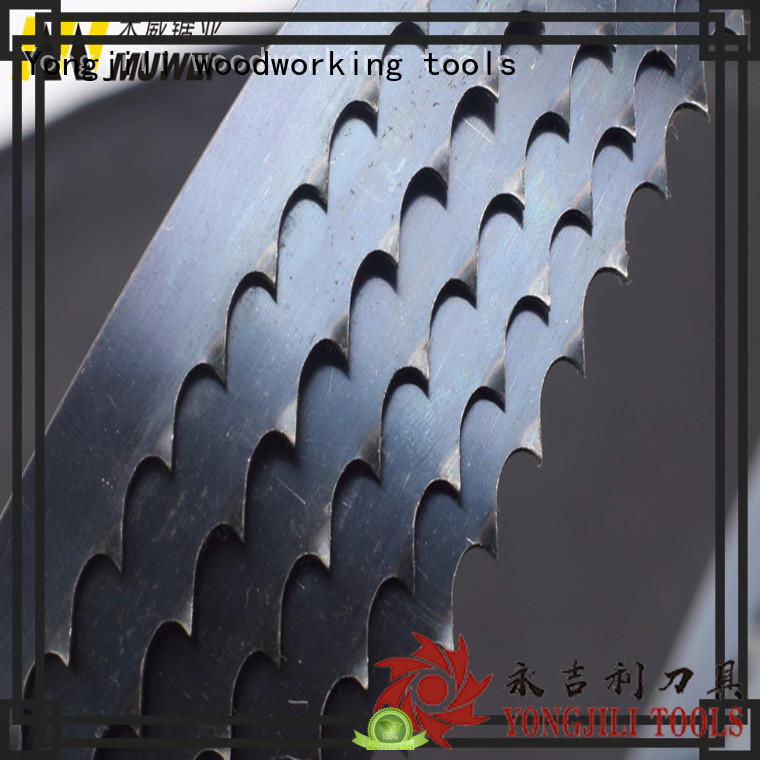 9 inch band saw blade steel for frozen food processing plants Muwei