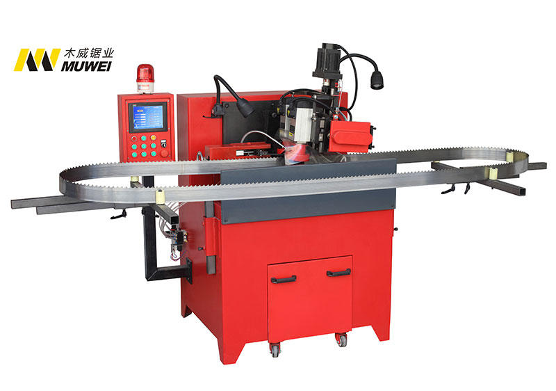 Muwei super tough profile grinding machine manufacturer for wood sawing-1