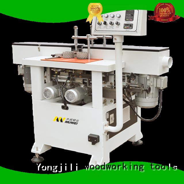 Muwei stellite alloy tenon machine manufacturer for wood sawing