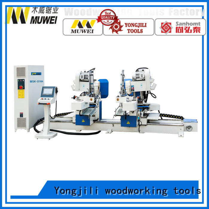Muwei super tough wood joint machine manufacturer for wood sawing