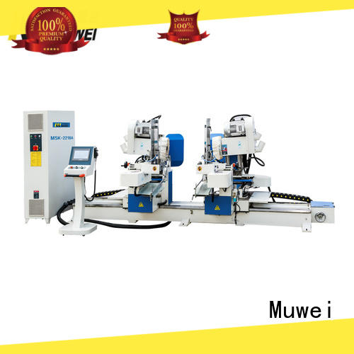 Muwei durable industrial table saw factory direct for wood sawing