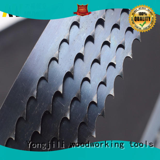 Muwei hard curve diamond band saw blades wholesale for wood sawing